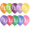 Воздушный шар цифра 1 (Один)