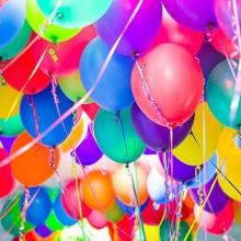 Почему праздник не праздник без воздушных шариков