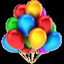 Латексные шарики (72)