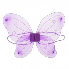 """Карнавальные крылья """"Фея"""", цвет фиолетовый"""