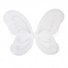 "Карнавальные крылья ""Перелёт"", цвет белый"