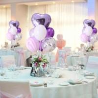 Красивые и стильные идеи для свадебной фотосессии с шарами