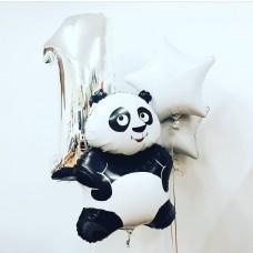 """Сет шаров """"Панда"""""""