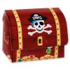 Сундук Пирата картонный
