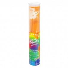 """Хлопушка-цветной дым """"Яркий взрыв эмоций"""" 30см, оранжевый"""