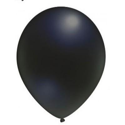 Воздушный шар чёрный