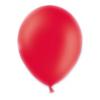 """Воздушный шар красный 5"""""""