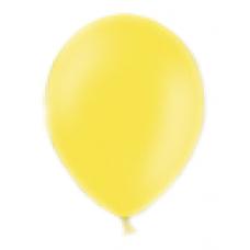 """Воздушный шар желтый 5"""""""