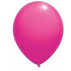 """Воздушный шар розовый (фуксия) 12"""""""