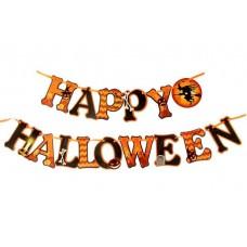 """Гирлянда """"Happy Halloween"""""""