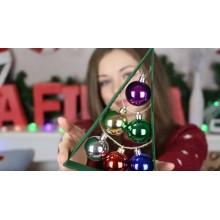 Декор на Новый год своими руками: украшаем рабочий стол елочками