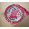 Тарелка бумажная «Свинка Пеппа», 18 см