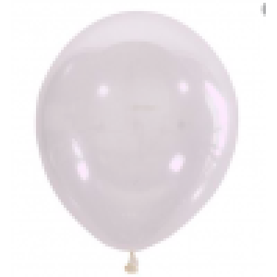 """Воздушные шарики 12"""" """"TRANSPARENT"""", прозрачный"""