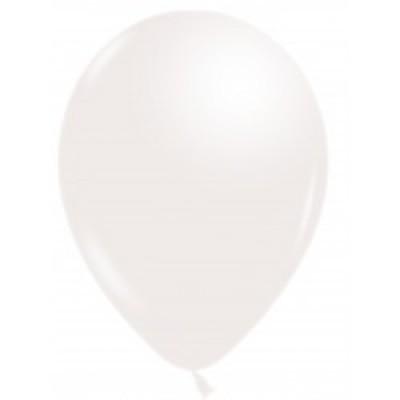 Воздушный шарик 12'' (30см), белый