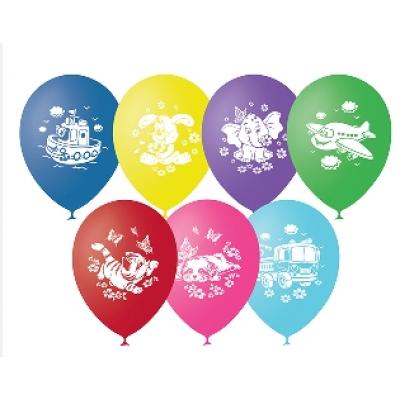 """Воздушный шар """"Детская тематика"""", 1 шт"""