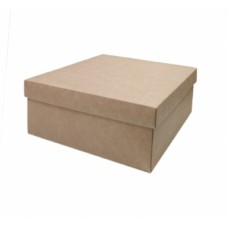 Подарочная коробка 190*150*60 мм, крафт