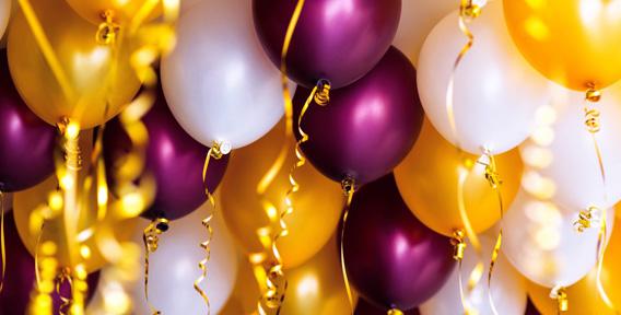 сколько летают шары с гелием?